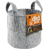 Hydrofarm Products - Dirt Pot With Handle - 20 Gallon