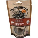 The Wild Bone Company - Jerky Natural Dog Treat - Beef - 2.75 Oz