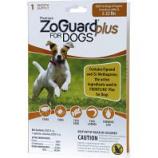 Durvet - Flea And Tick  D - Zoguard+ Single  Dogs - 4-22Lbs