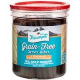 Triumph Pet - Triumph Grain Free Jerky Bites-Duck-20 Oz