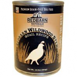 Redbarn Pet Products - Food - Quail Stew Strong Teeth And Bones - Quail - 13Oz