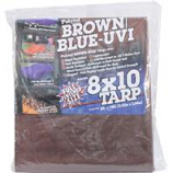 Dewitt Company - Brown/Blue Tarps (3.1Oz)-Blue/Brown-8X10