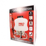 R L PRO PISTON BACKPACK SPRAYER--4 GALLON