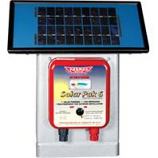 Parker Mccroy/Baygard - Parmak Deluxe Field Solar Pak6 Solar Fence Charger-Blue-25 Mile / 6V