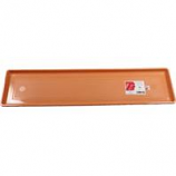 Novelty Mfg -Countryside Flowerbox Tray-Terracotta-30 Inch