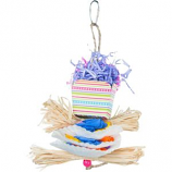 Prevue Pet Products - Prevue Dessert Delights Bird Toy - Assorted - Medium