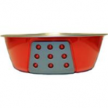 Ethical Dishes - Tribeca Bowl-Red-15 Oz