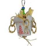 A&E Cage Company - Happy Beaks Chinese Take Out Junior - Multi - Small