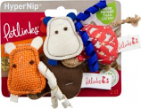 Worldwise- Hypernip Hyper Hippos Cat Toys - 2 Pack