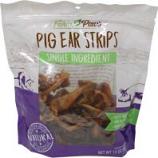 Ims Trading Corporation - Farm To Paws Pig Ear Strips - Pork - 13 Oz