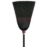 Nexstep Commercial Products - Parlor 100% Black Corn Broom - 12 Inch