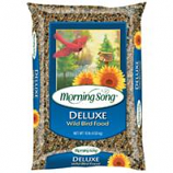 Global Harvest Foods  - Morning Song Deluxe Wild Bird Food - 20 Pound