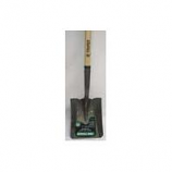 Truper Tools  - Tru Tough Square Point Shovel - Steel/Wood - 48 Inch