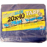 Dewitt Company - Super Blue Tarp (2.3Oz)-Blue-20X40