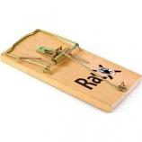 Ratx - Ratx Wood Trap Single Shelf Display - 12 Pk