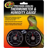 Zoo Med - Dual Thermometer / Humidity Gauge -  0.04 lb(s)