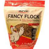 Durvet  - Fancy Flock Mealworm - Shrimp - 20 Oz