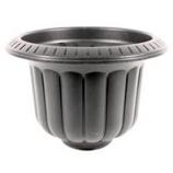 Novelty Mfg -Classic Urn Planter-Black-19 Inch
