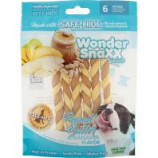 Healthy Chews - Wonder Snaxx Twists - Peanut Butter/B - 6 Count
