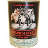 Replenish Pet  - Maximum Bully Canned Dog Food - Tuna/Mackerel - 13.2 oz