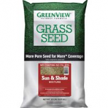 Greenview - Gv Fairway Formula Grass Seed Sun & Shade Mixture - 20 Lb