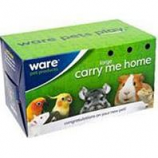 Ware Mfg. - Bird/Small Animal - Ware Pet Carry Me Home - Large