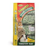 Higgins Premium Pet Foods - Sunburst B-A-B Natural Compressed Timothy Hay - 35 oz