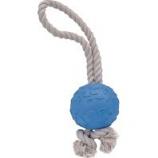 Coastal Pet Products - Profit Foam Rope Ball - Blue - 13 Inch