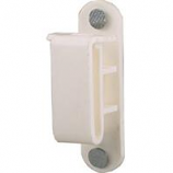 Dare Products Inc-Wood Post Tape Insulator-White-25 Pack