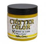 Warren London - Fur Coloring - Yellow Snow  - 4 ounce Jar
