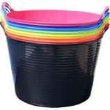 Tuff Stuff Products - Flex Tub Assortment - Assorted - 8 Pack