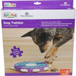 Petstages - Dog Twister Puzzle Dogs Need A Challenge Level 3 - Purple