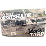 Dewitt Company - Forestshade Tarps (4.5Oz)-Green-16X20 Ft