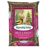 Global Harvest Foods  - Morning Song Nut And Fruit Wild Bird Food - 15 Pound