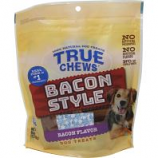 Tyson Pet Products - True Chews Bacon Style Dog Treats - Bacon - 6 Oz