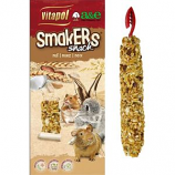 A&E Cage Company - A&E Treat Stick Small Animal Twin Pack - Nut - 2 Pack