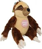 SnugArooz - Snugz Sasha The Sloth - Brown - 11 Inch