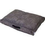 Petmate - Beds - Lazyboy Cooper Mattress - Smoke Twill - 36X27