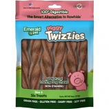 Emerald Pet Products - Twizzies Sticks - Piggy - 9 Inch