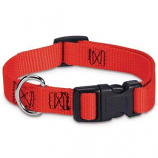 Guardian Gear - Adj Collar Basic - 18-26x1Inch - Red