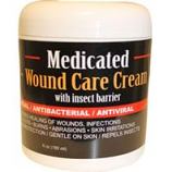 Elite Pharmaceuticals  - Medicated Wound Cream - White - 6 Oz
