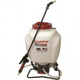 Chapin Manufacturing, P - Battery - Operated Backpack Sprayer - Red - 4 Gallon