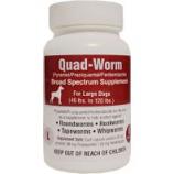 Our Pets Pharmacy - Quad-Worm - 46-120Lb/6 Ct