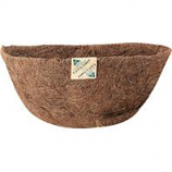 Panacea Products - Wall Basket/Manger Shaped Coco Liner -  20 Inch