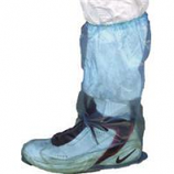Neogen Glove And Insect  - Disposible Economy Boot Cover 4Mil-Blue-Extra Large