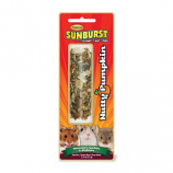 Higgins Premium Pet Foods - Sunburst Gourmet Treat Sticks - Nutty Pumpkin - 2.5 oz
