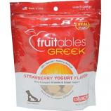 Manna Pro - Fruitables - Greek Yogurt Treats - Strawberry - 7 oz