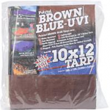 Dewitt Company - Brown/Blue Tarps (3.1Oz)-Blue/Brown-10X12