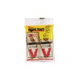 Woodstream Victor Rodent - Victor Wood Mouse Trap--2 Pack