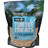 Flukers - Grub Bag Turtle Treat - Shrimp - 12 Oz